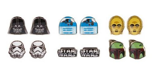 Star Wars Earrings - Amazon Deals