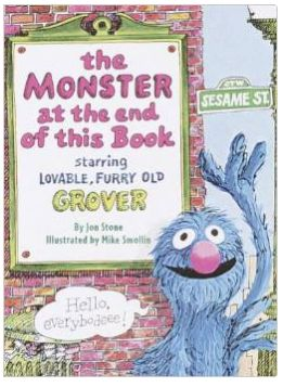 The Monster At The End of the Book - Amazon Deals