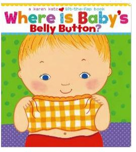 Where is Baby's Belly Button - Amazon Deals