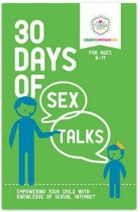 30 Days of Sex Talks - Amazon Deals