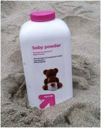 Baby Powder - Beach Tips