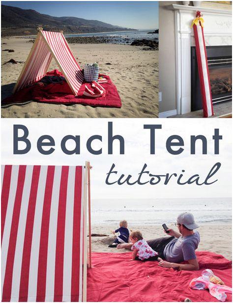 Beach Tent - Beach Tips