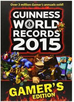 Book of World Records Gamer - Amazon Deals