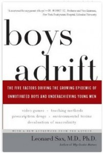 Boys Adrift - Amazon Deals
