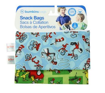Dr. Seuss Snack Bags - Amazon Deals