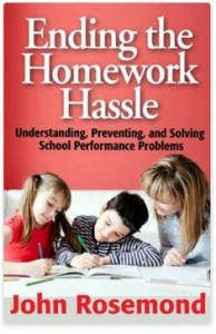 Ending the Homework Hassle - Amazon Deals