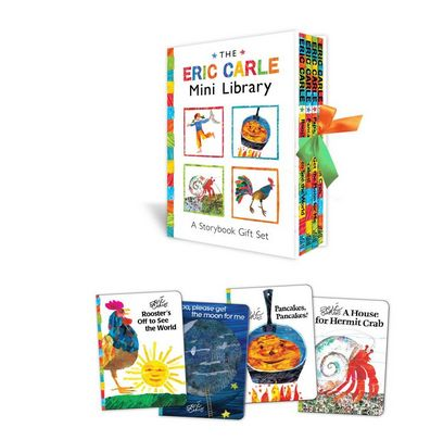Eric Carle Book Set - Amazon Deals