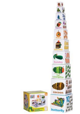 Eric Carle Stacking Blocks - Amazon Deals