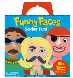 Funny Faces Stickers - Amazon Deals
