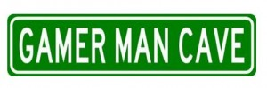 Game Man Cave Sign - Amazon Deals