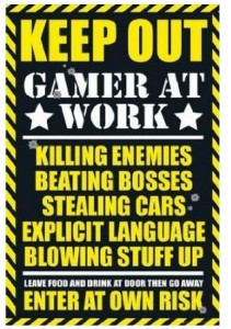 Gamer Poster - Amazon Deals