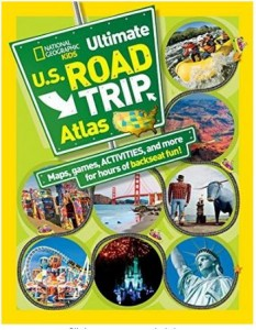 National Geographic Kids Atlas - Amazon Deals