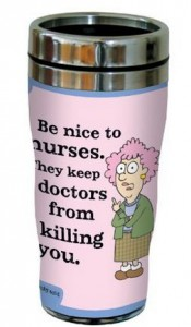 Nurse Travel Mug - Amazon Deals