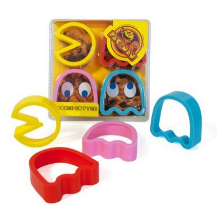 Pac Man Cookie Cutters - Amazon Deals