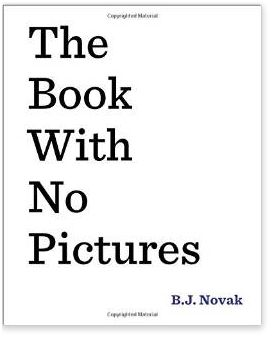 The Book with no Pictures - Amazon Deals