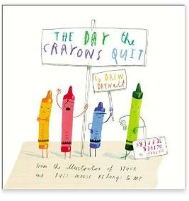 The Day the Crayons Quit - Amazon Deals