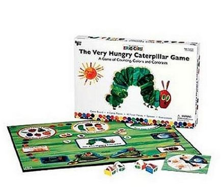 The Very Hungry Caterpillar Game - Amazon Deals