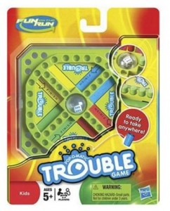 Trouble Travel Game - Amazon Deals