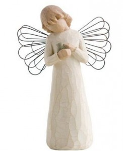 Willow Tree Healing Angel - Amazon Deals