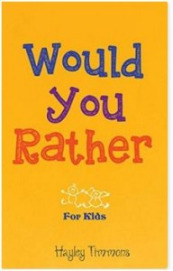 Would You Rather Kids Kindle - Amazon Deals