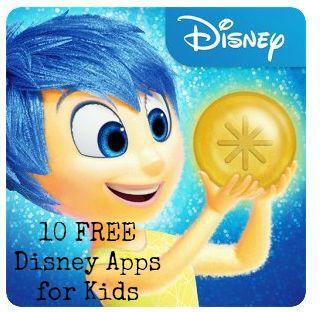 10 Free Disney Apps
