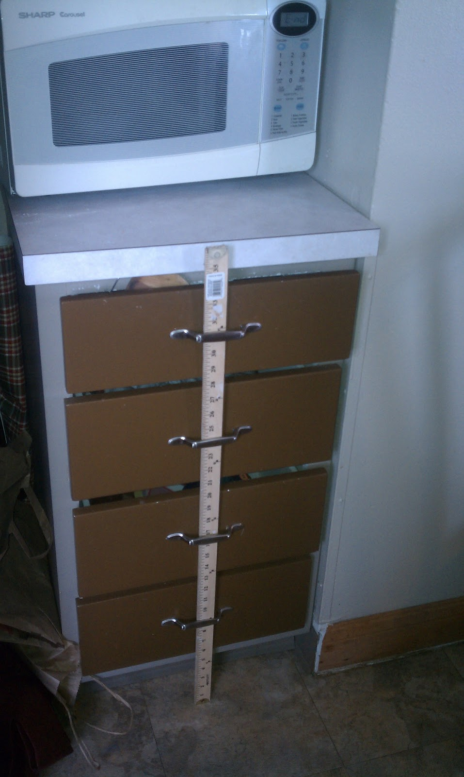 Baby proof drawers