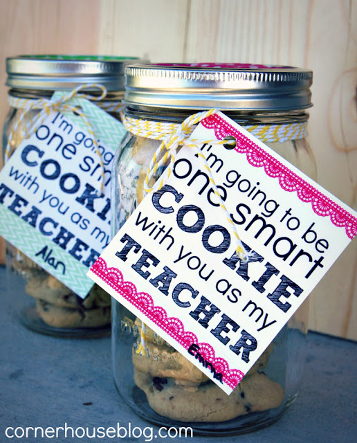 Cookie Mason Jars